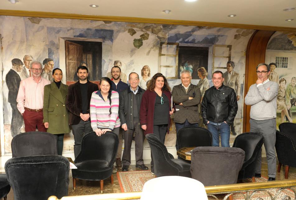 La Fundación Araguaney-Puente de Culturas incorpora a su Patronato a Carlos Sedes, director de serie