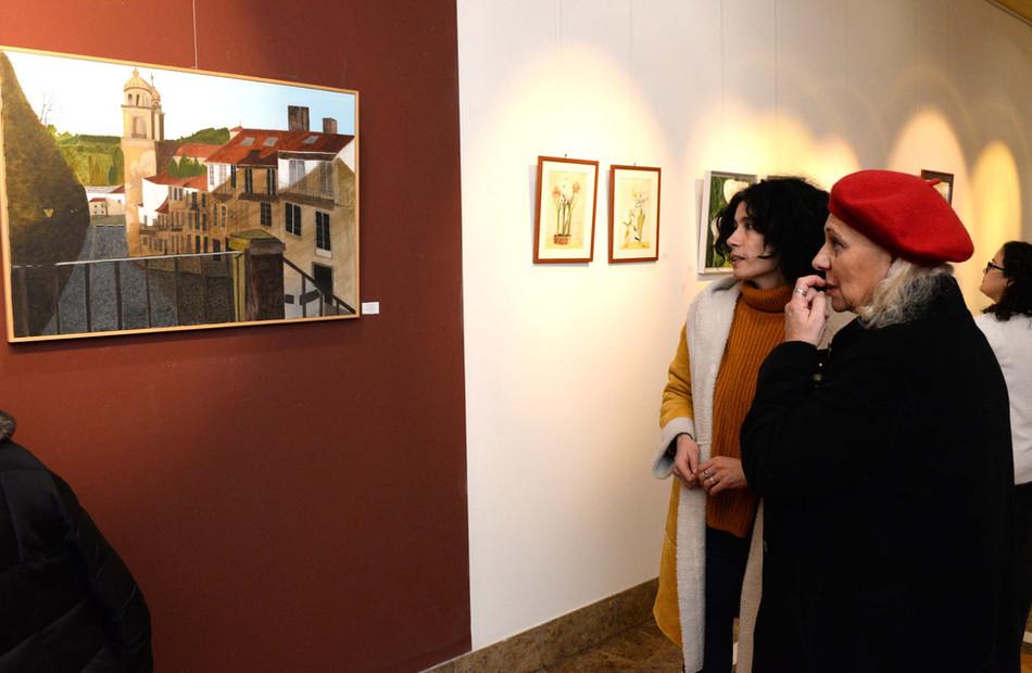 """El colectivo """"Artefacto"""" expone sus obras en la Fundación Araguaney-Puente de Culturas"""