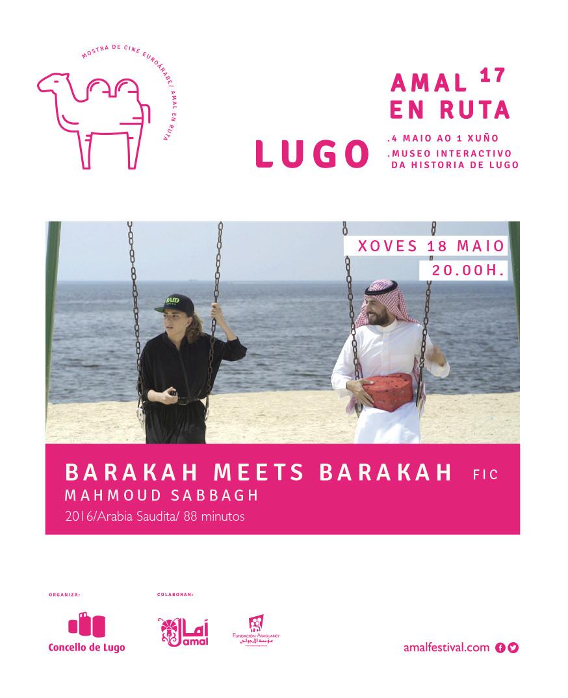 """La Fundación Araguaney-Puente de Culturas y el Concello de Lugo proyectan mañana """"Barakah meets Bara"""