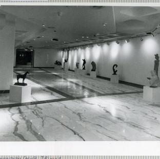 Exposición de Escultura