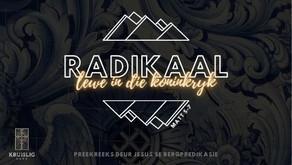 2021.06.06 - Radikaal #12 (Matt 6:5-15) - Waldo Kruger