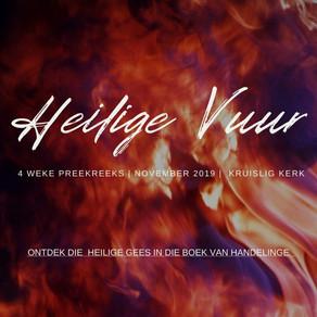 Heilge Vuur #4 - Krag om te Verander / Matt Keef