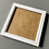 Thumbnail: White Greeting Card Picture Frame (card not included)