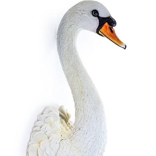 Wall Hanging Swan