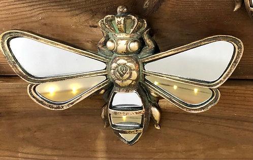 Mirrored Queen Bee