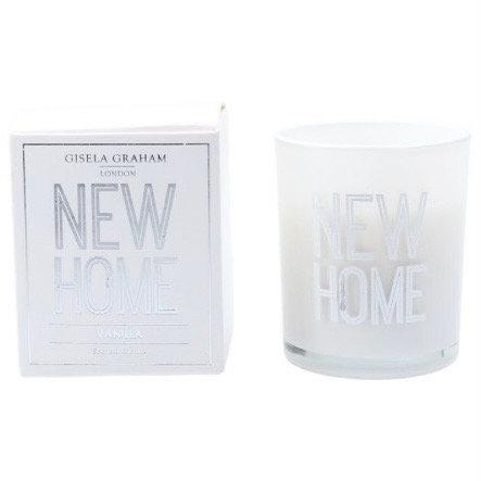 Gisela Graham 8cm New Home Candle
