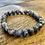 Thumbnail: Unisex Sodalite Gemstone Bracelet (communication*focus*concentration)