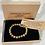 Thumbnail: Unisex Green Jasper Gemstone Bracelet 'Healing & Nurturing'