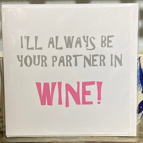 You'll always be ...... greeting card