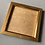 Thumbnail: Gold Greeting Card Picture Frame (card not included)