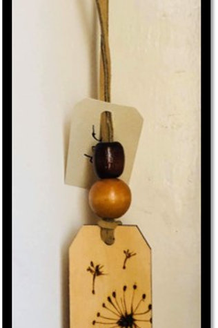 """""""WOODEN NECKLACE"""""""