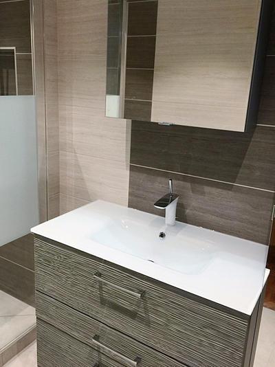 Salle de bains / Bathroom (Courbevoie)
