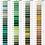 Thumbnail: Coats Cotton Thread 100m (Colour Chart 9-12)