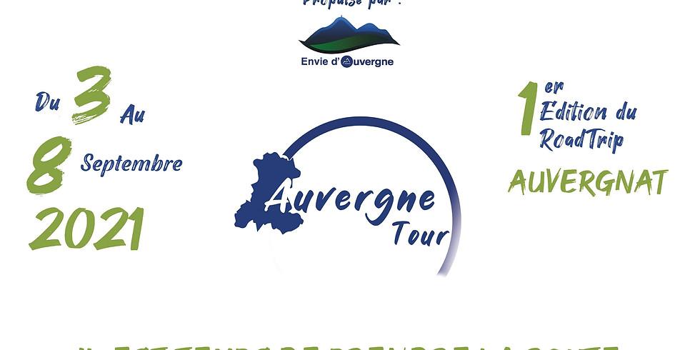 Auvergne Tour 2021