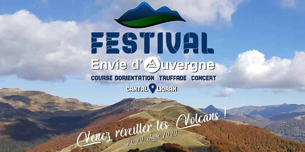 Festival Envie d'Auvergne