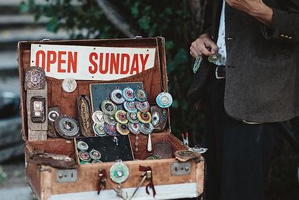 Antique Garage Sale