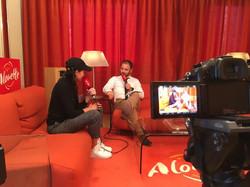 Interview de JAIN