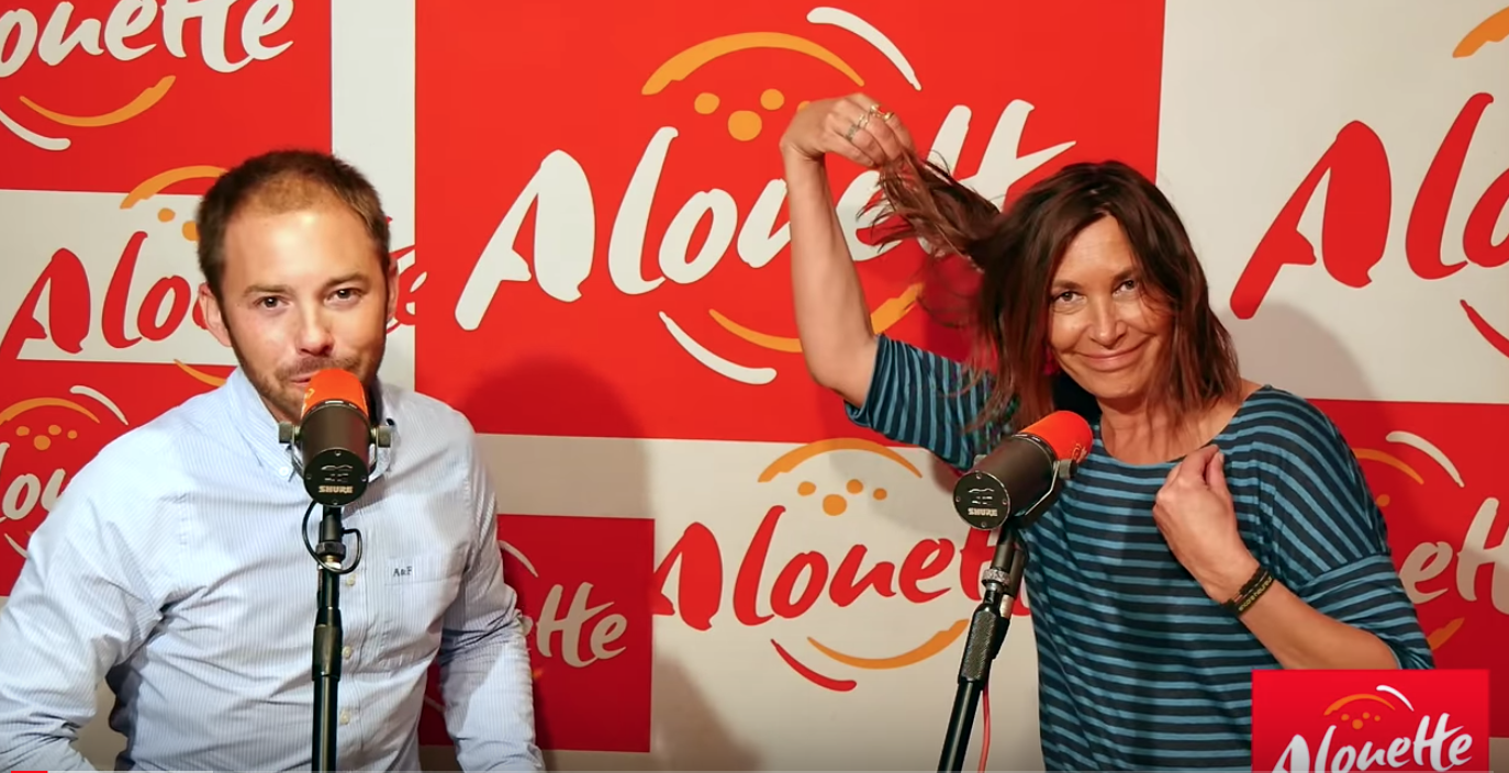 Interview de ZAZIE