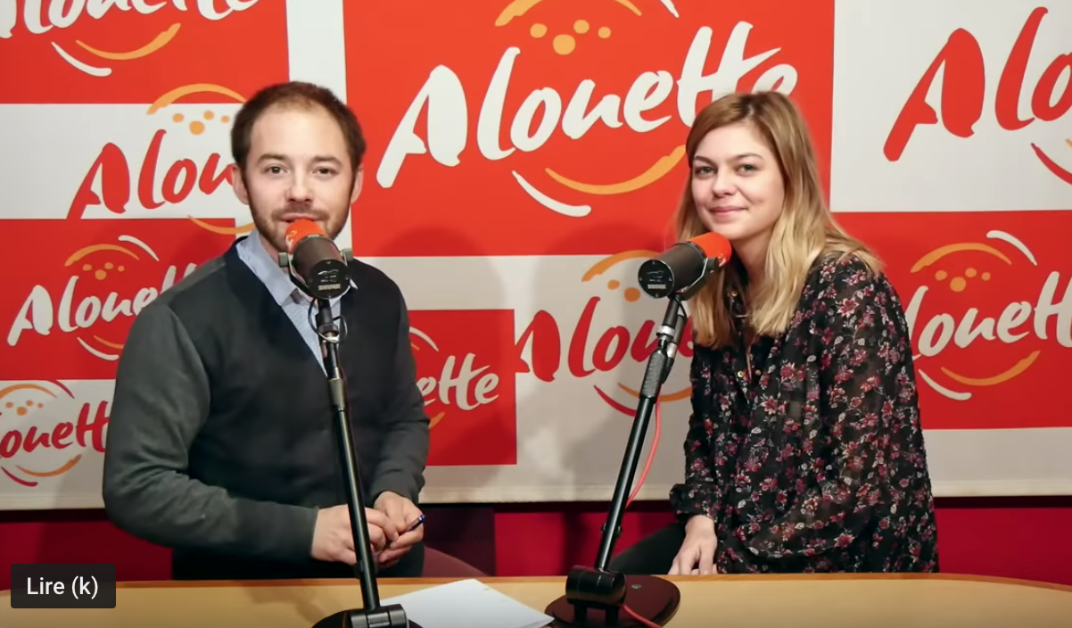 Interview de LOUANE