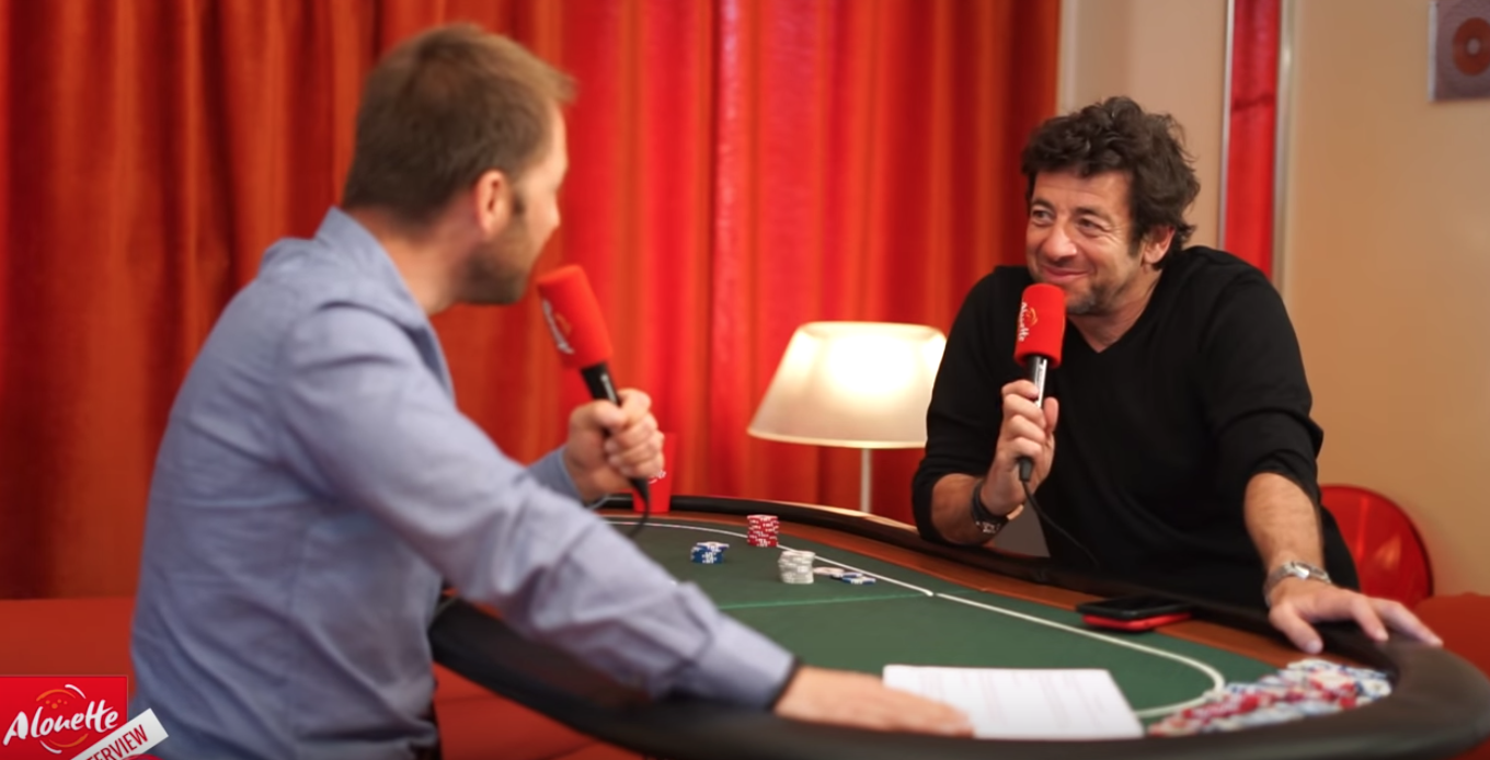 Interview de Patrick Bruel