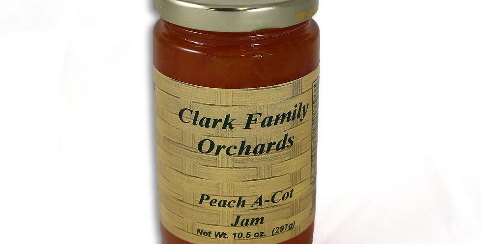 Peach-a-cot Jam
