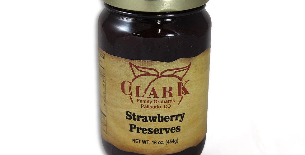 Strawberry Preserves