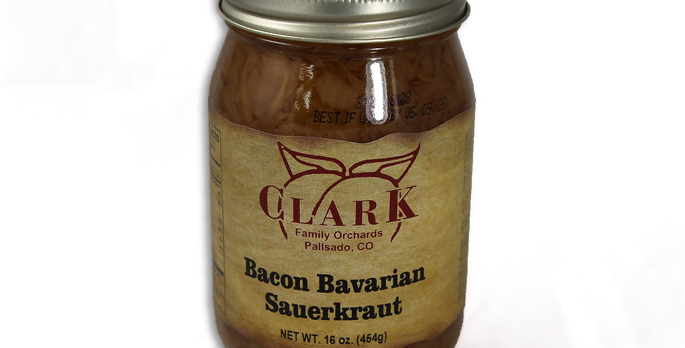 Bacon Bavarian Sauerkraut