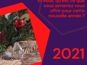 Noël 2020 et nouvelle année 2021: Résolution versus Investissement... Une question de point de vue !