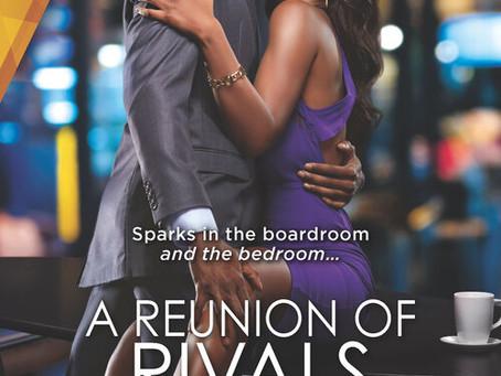 #BookRelease A REUNION OF RIVALS @ReeseRyanWrites #Romance