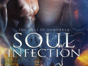 #BookRelease Soul Infection by Katerina Ross #MMRomance @EvernightPub