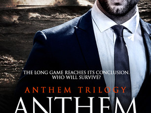 Revenge casts a long shadow | Anthem of Survival @thomwolf #MMSuspense