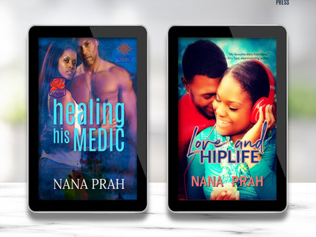 reWIND: West African Love from @NanaPrah #Romance #Suspense