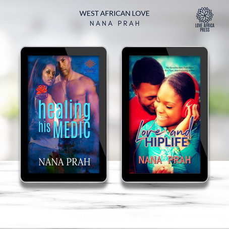 reWIND: West African Love from @NanaPrah #Romance #Suspense