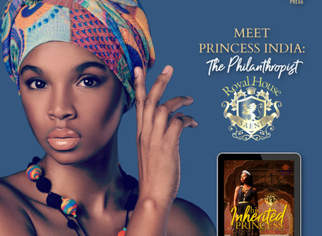 #InTheHotSeat Princess India from His Inherited Princess by @EmpiBaryeh #RHOSaene #Romance #Africa