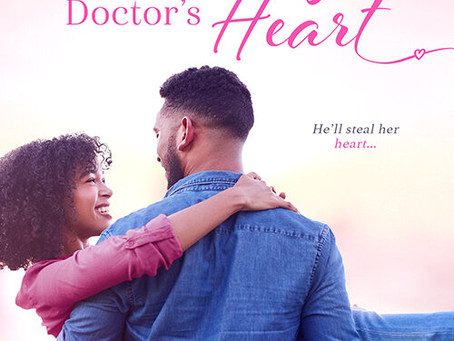 NEW BOOK ALERT: Claiming The Doctor's Heart by Sean D Young #ContemporaryRomance