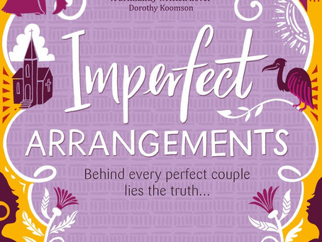 NEW BOOK ALERT: Imperfect Arrangements by Frances Mensah Williams #WomensFiction @FrancesMensahW