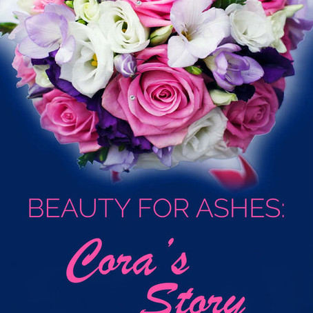 Beauty For Ashes: Cora's Story by K. Sharronne #WomensFiction #Christian