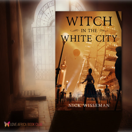 NEW BOOK ALERT: Witch in the White City by Nick Wisseman #Fantasy #Mystery @NickWisseman