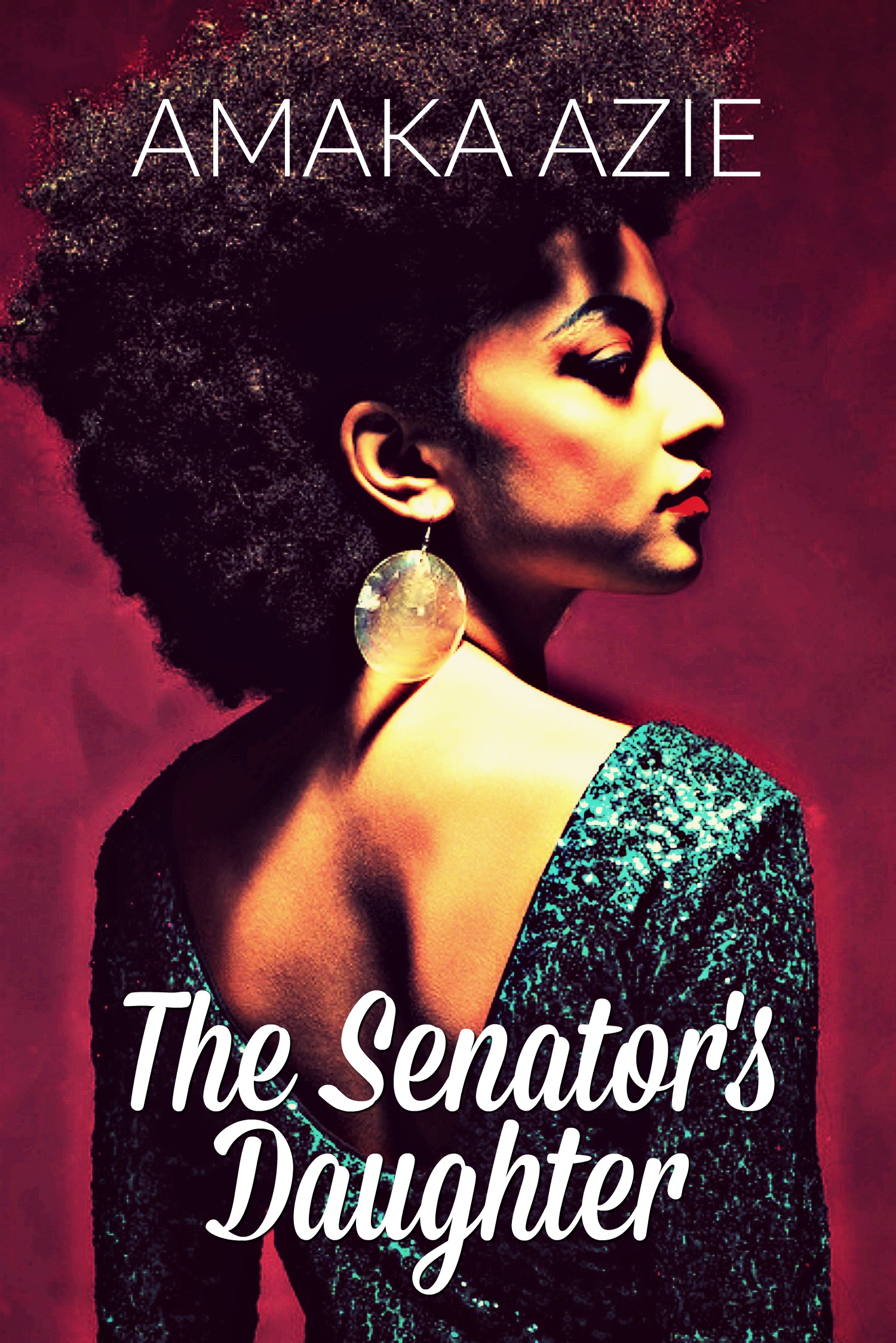 The Senator's Daughter by Amaka Azie