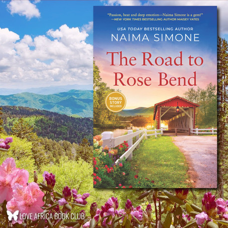 NEW BOOK ALERT: The Road to Rose Bend by Naima Simone #contemporaryromance #smalltown
