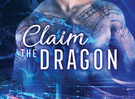 To save her, he'll sacrifice everything | CLAIM THE DRAGON @ACArthur #PNR