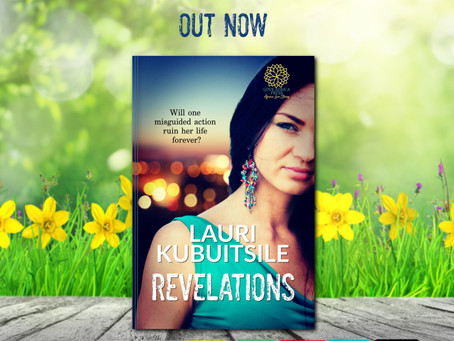 Edge-of-the-seat African #suspense | REVELATIONS @LauriKubu
