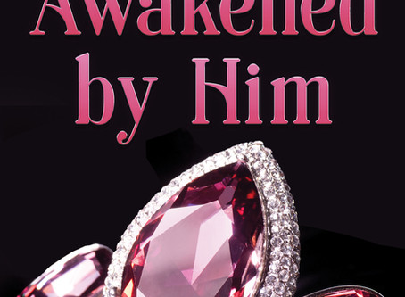 #BookReview Awakened By Him by Eyta Jade #ContemporaryRomance #Interracial @eytajade