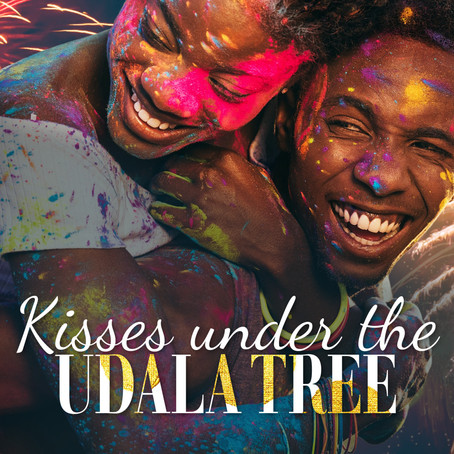 FESTIVE SERIES: Kisses under the Udala Tree by Obinna Obioma #NewYear #FreeReads @OOberyn