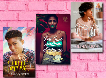 Summer of love | @LoveAfricaPress #newadult #romance