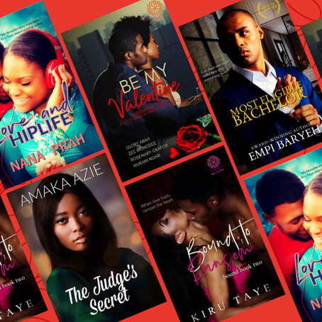 5 African romance novels for the season #mustreads