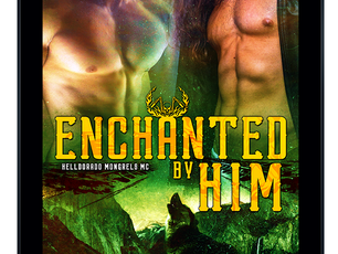 #BookRelease Enchanted By Him by @JaceyHolbrand #PNR #MMRomance