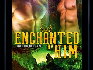 #BookRelease Enchanted By Him by @JaceyHolbrand #PNR #MMRomance