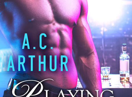 #BookRelease Playing For Keeps by AC Arthur #Romance