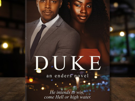 #BookRelease DUKE by Kiru Taye @kirutaye #romanticsuspense